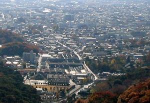 太田市遠景